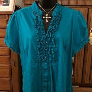 Classic Lane Bryant blouse 14/16